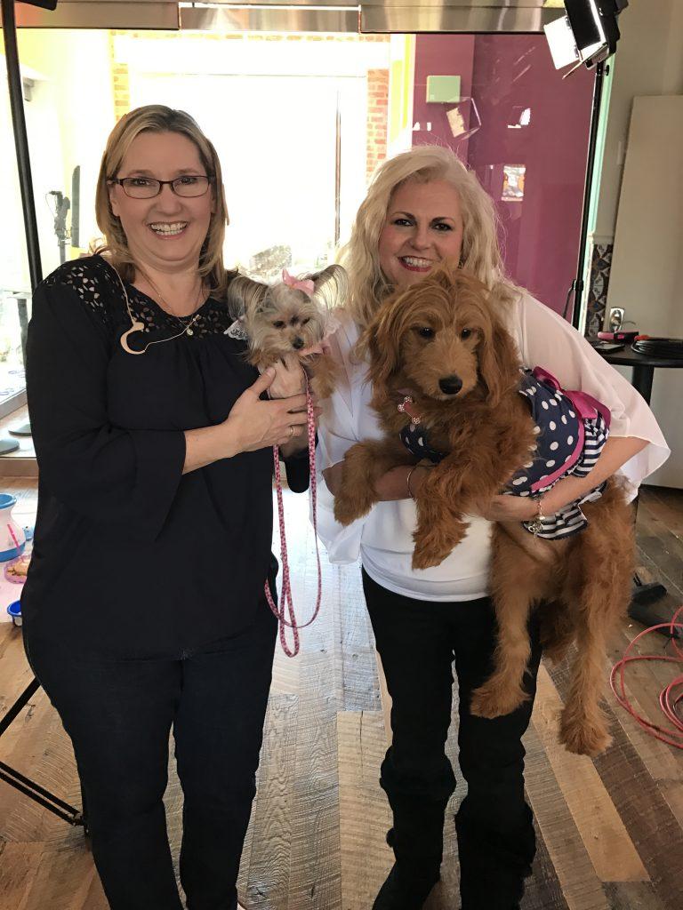 Molly's DIY Puppy Party