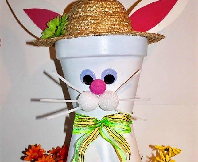 Easy DIY Easter Bunny