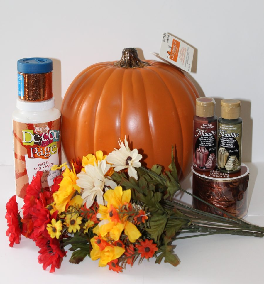 Pumpkin Decor Supplies