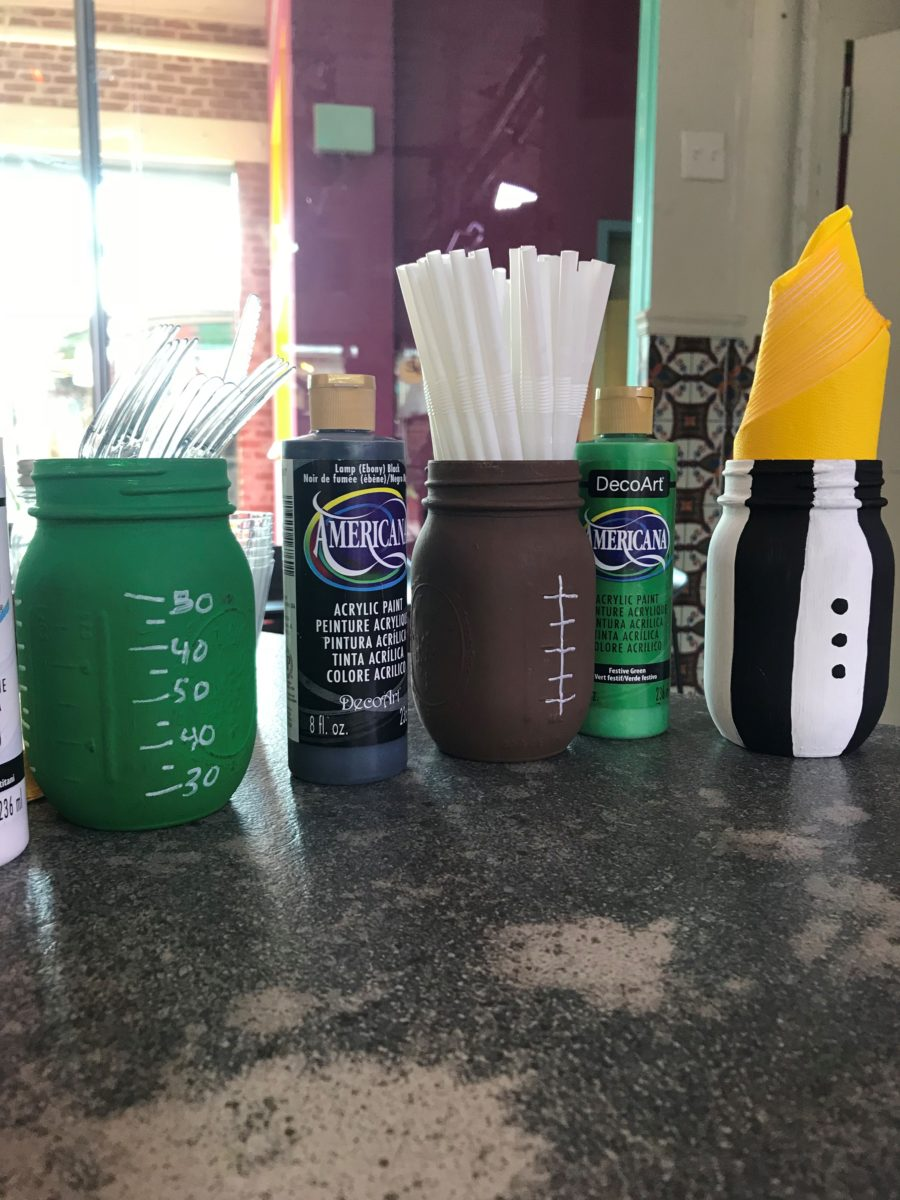 Creating Tailgating Decorations