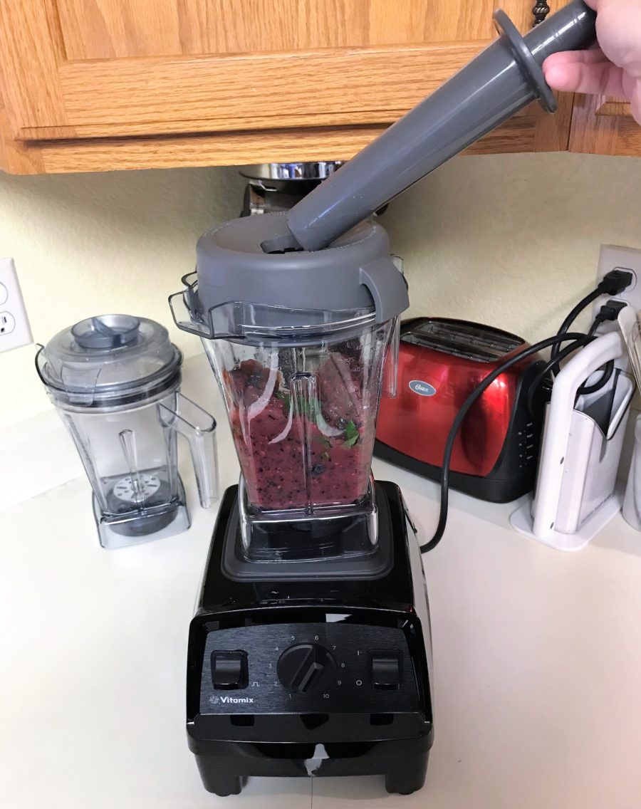 Creating Christmas Treats With The Vitamix Aer Disc Container