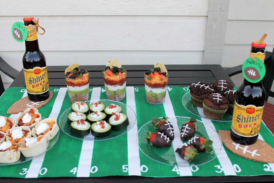 DIY Super Bowl Party Fun