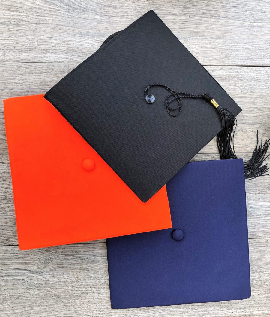 Crafting Your Grad' Cap! A Modern-Day Tradition To Stand Out At Graduation