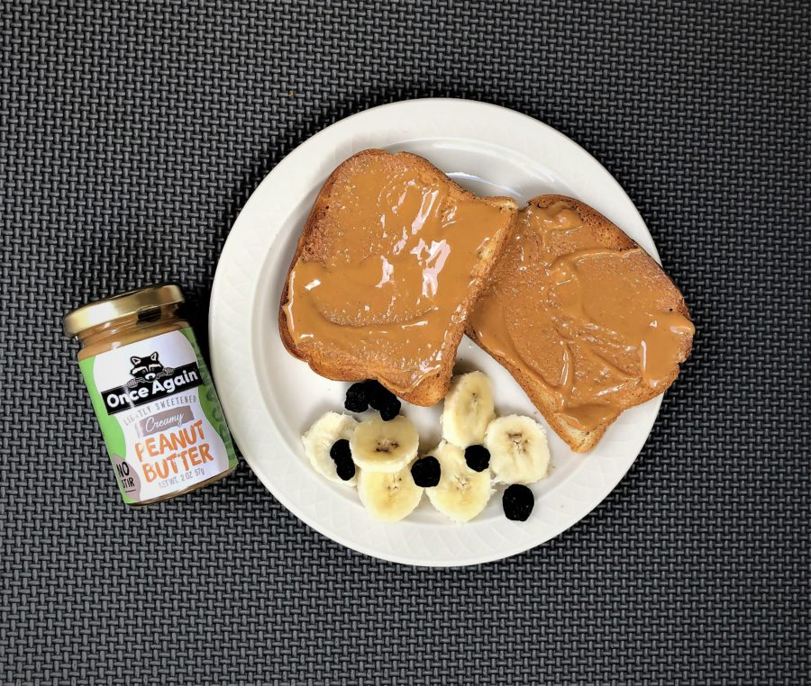 Nut Butter Oatmeal Protein Balls