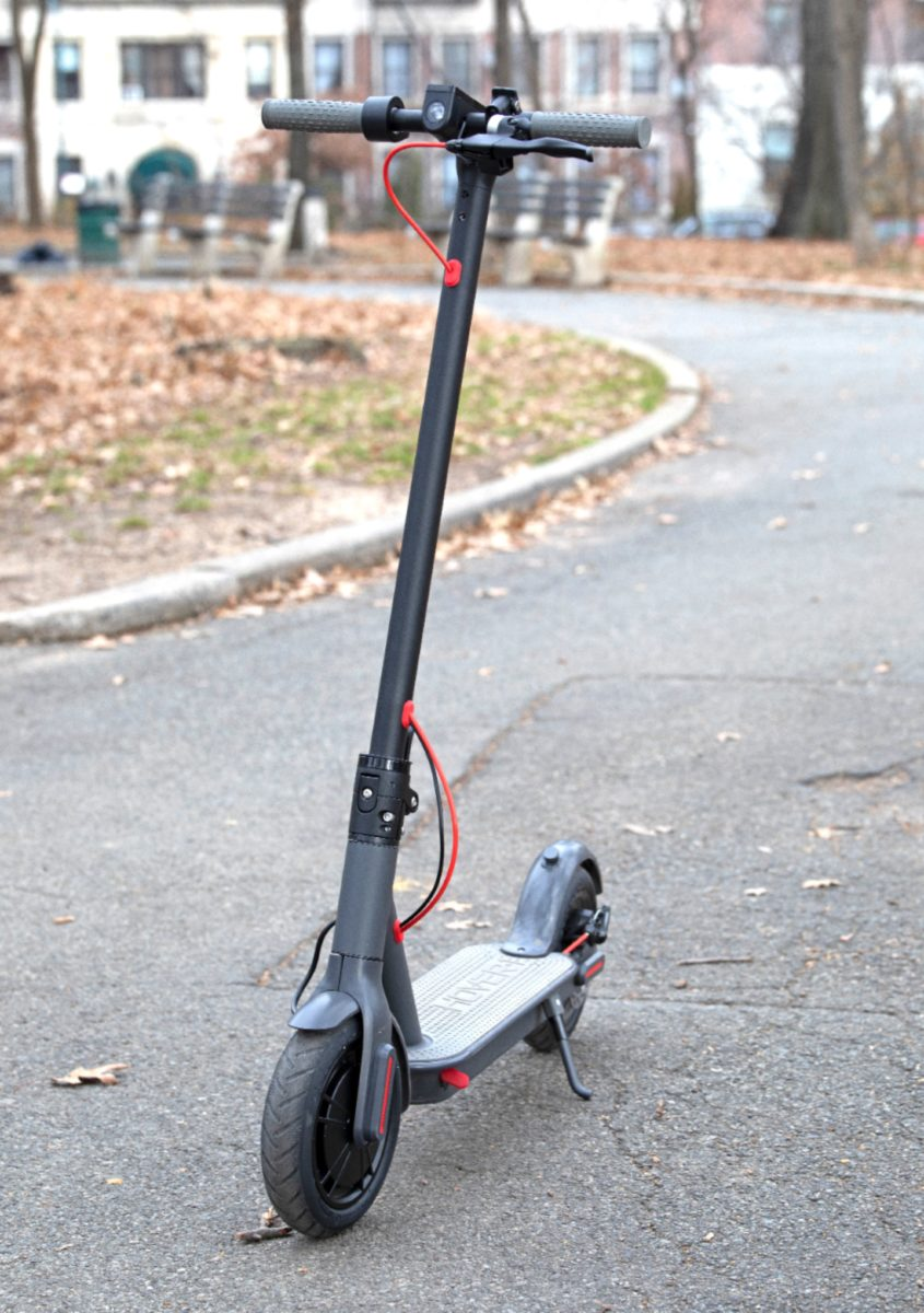 Back To School With The Hover-1 Electric Folding Scooter
