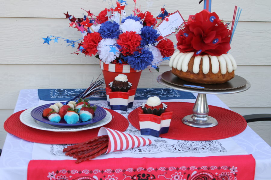 4th of July Outdoor Party