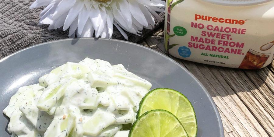 The Best Cucumber Salad