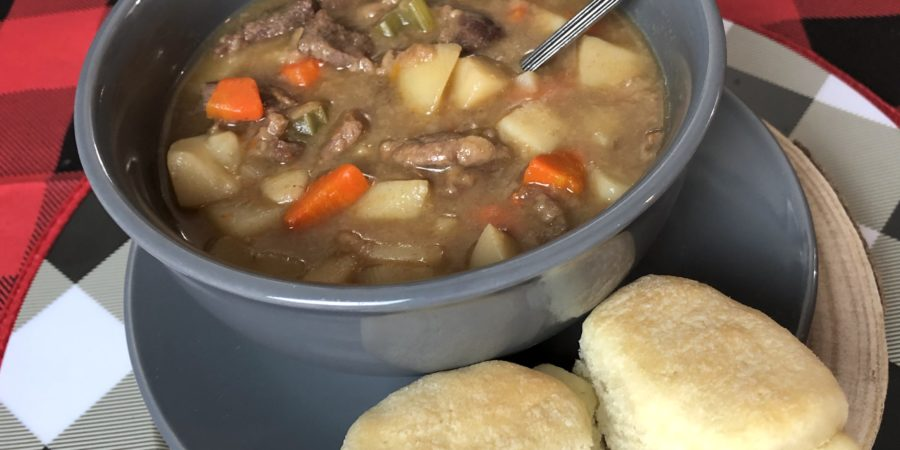 Best Insta Pot Beef Stew