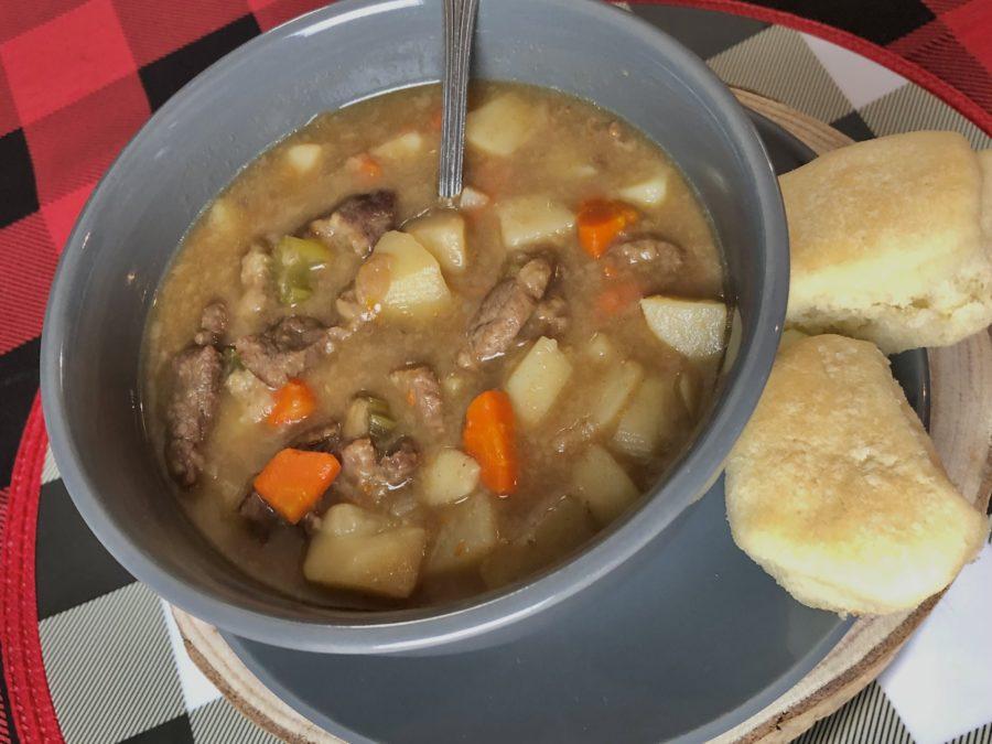 Best Insta Pot Beef Stew