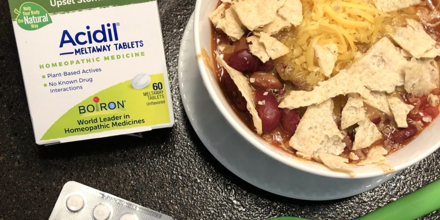 Melt Away Heartburn With Acidil